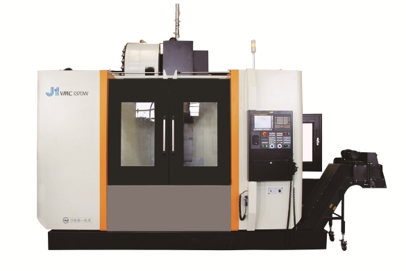 J1VMC1370W  Precision Vertical Machining Center