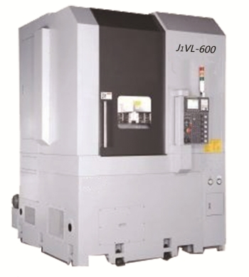 J1VL-600ST Brake Disc CNC Vertical Lathe